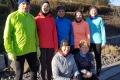 Impressionen des Halbmarathonprojektes Jan. und Feb. 2019