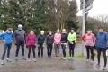 Start des Halbmarathonprojektes 20.01.2018